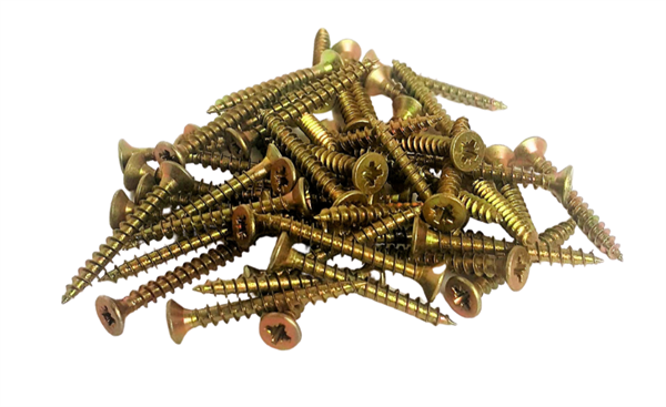 Gold Screws