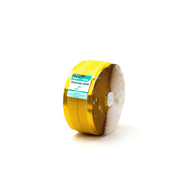 F313 Supreme Gold Heat Bond Tape
