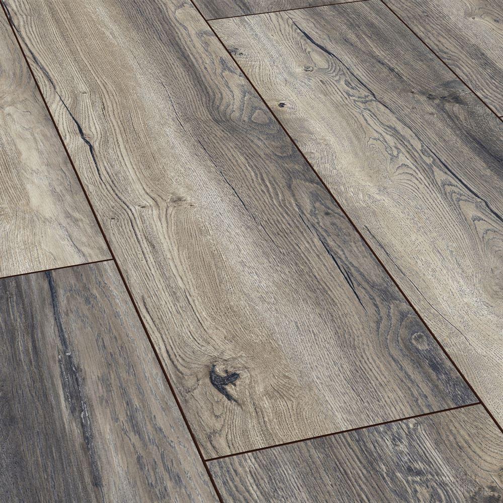 Kronotex 8mm Exquisit Laminate Flooring Wide Neil