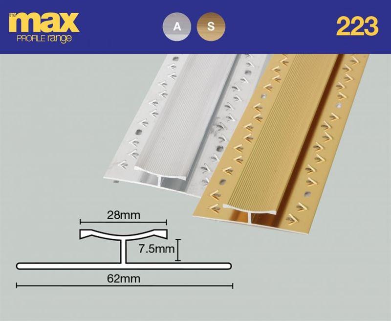 F223 Max Dualtrim Heavy Neil Smith Ltd