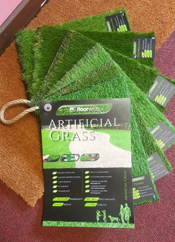 Snowdonia 38mm Artificial Grass Neil Smith Ltd